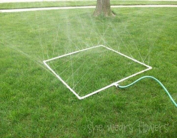 Handmade Sprinkler