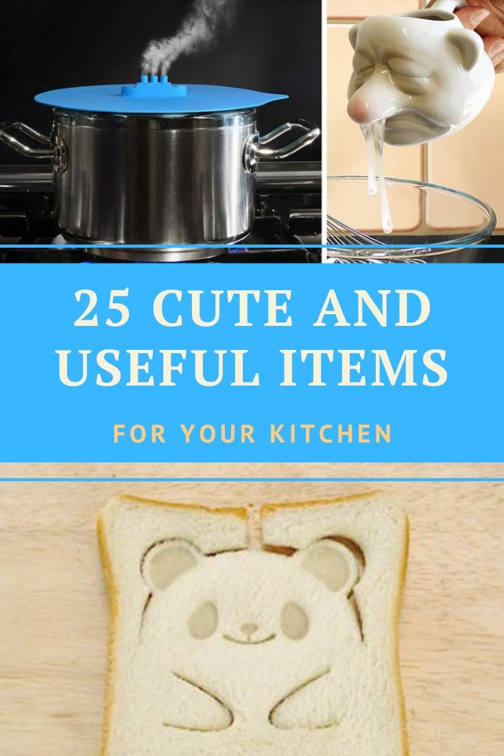 25 Cute and Useful Items for Your Kitchen