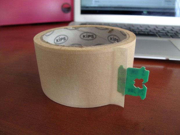 Bread Clip - Tape End