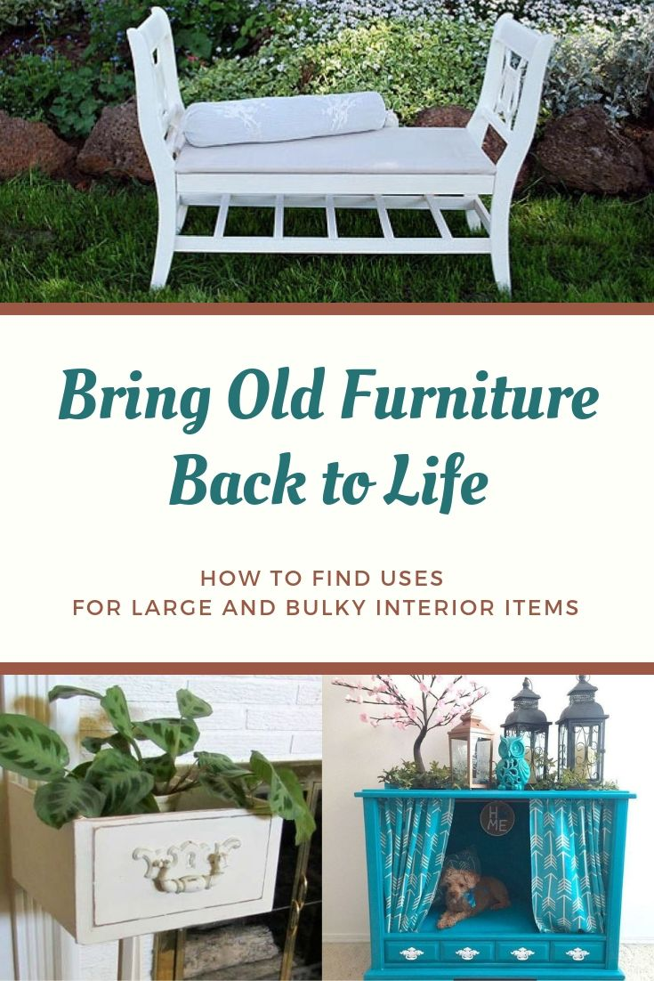 Bring Old Furniture Back to Life