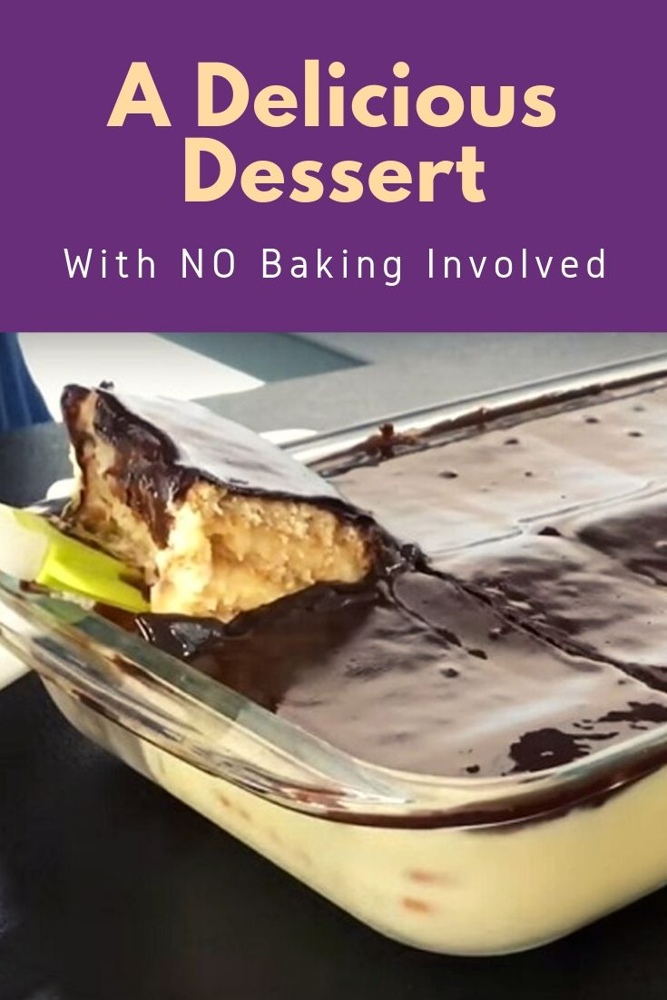 A Delicious Dessert With NO Baking Involved