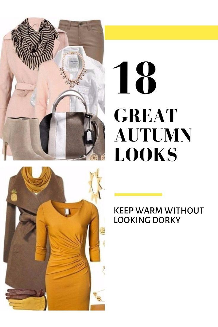 18 Great Autumn Looks