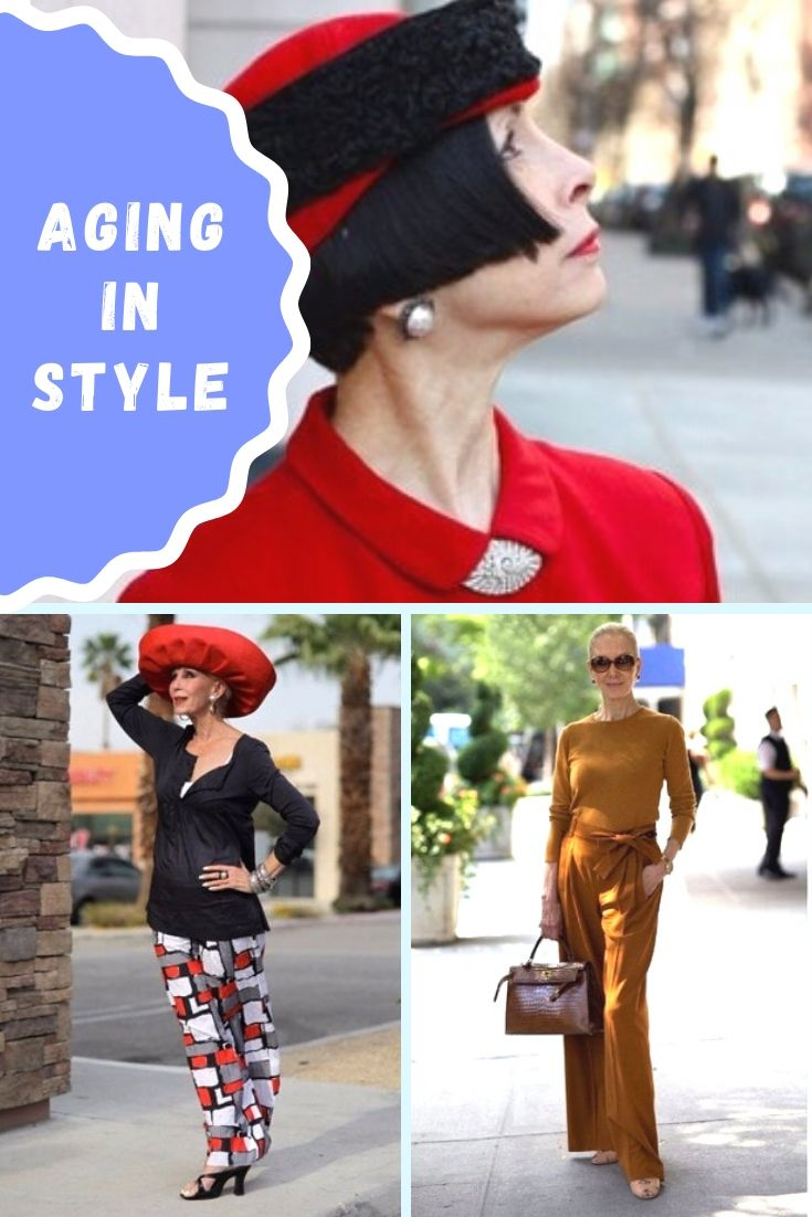 Aging in Style