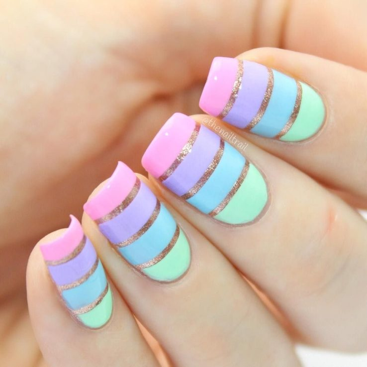 easy cute nail designs