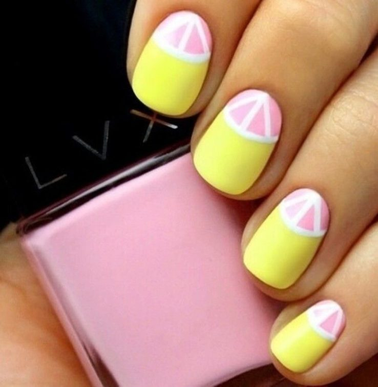 easy fruit nails
