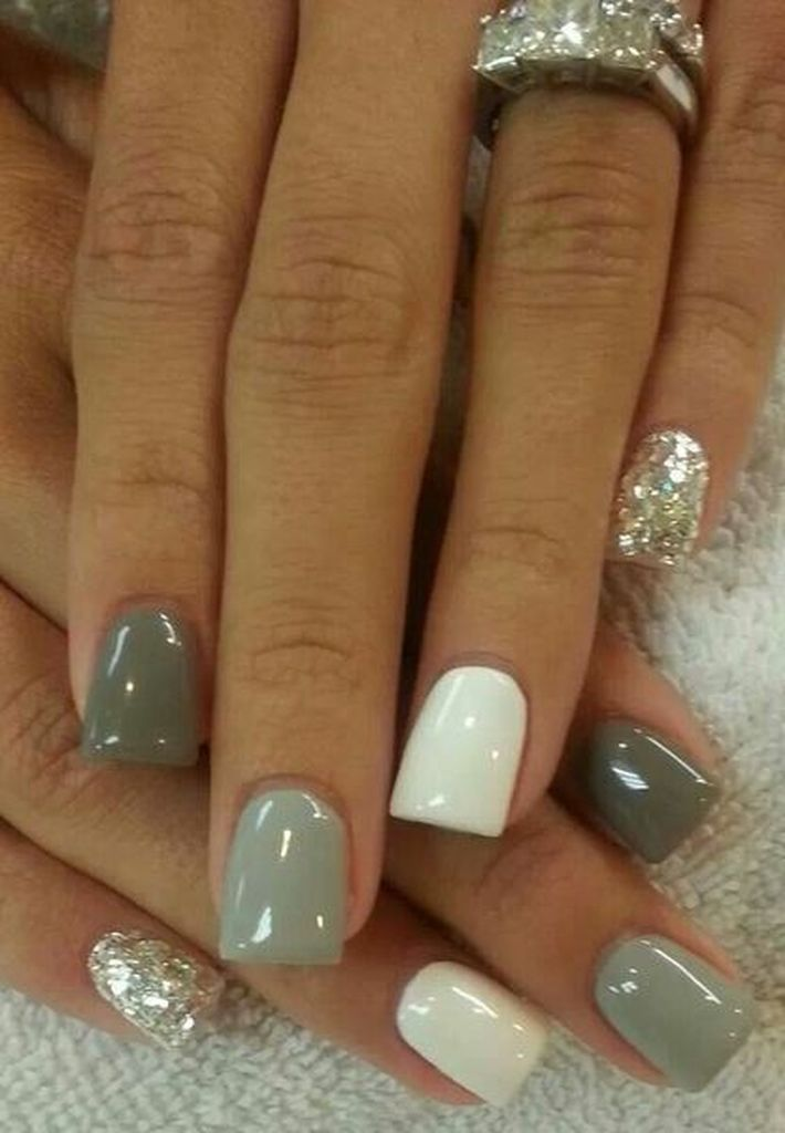 gel nails different colours